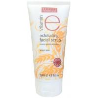 Beauty Formulas Exfoliating Facial Scrub 150ml Σκραμπ προσώπου με βιταμίνη Ε