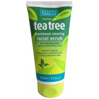 Beauty Formulas Tea Tree Facial Scrub 150ml