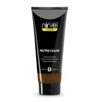 Nirvel Nutre Color Χρωμομάσκα χρώματος Καφέ 200ml
