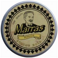 MARRAS Pomade 100gr Πομάδα για φυσικό και δυνατό κράτημα