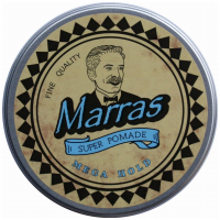 MARRAS Super Pomade 100gr για extra δυνατό κράτημα και λάμψη