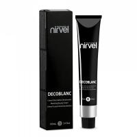 Nirvel Decoblanc Κρέμα αποχρωματισμού μαλλιών ArtX 100ml