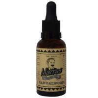 MARRAS Beard Oil Sandalwood 30ml Λάδι για γενειάδα
