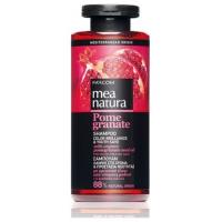 Mea Natura Pomegranate Σαμπουάν Λάμψη στο Χρώμα & Προστασία Νεότητας με Ρόδι 300ml
