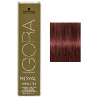 Igora Royal Absolutes 6-80 Ξανθό σκούρο κόκκινο φυσικό Schwarzkopf Professional 60ml