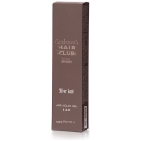 3VE Hair Color BARBER CLUB Silver Sand 60ml Ανδρική Βαφή Ασημί