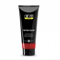 Nirvel Nutre Color Mask 200ml Χρωμομάσκα Χρώμα Κόκκινο Έντονο