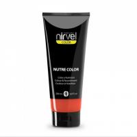 Nirvel Nutre Color Mask 200ml Χρωμομάσκα Χρώμα Κοραλί