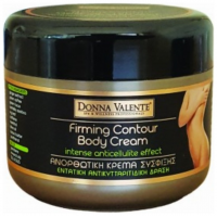 Donna Valente Ανορθωτική Κρέμα Σύσφιξης και Αντικυτταριτιδική Δράση 210ml