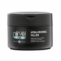 Nirvel Hyaluronic Filler 250ml Μάσκα Βαθιάς Εντατικής Θεραπείας Μαλλιών