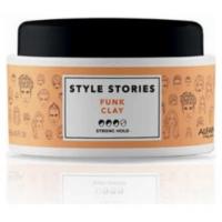 Alfaparf Style Stories Funk Clay 100ml Ματ Πάστα Διαμόρφωσης