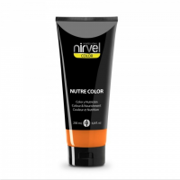 Nirvel Nutre Color Mask 200ml Χρωμομάσκα Χρώμα Μανταρίνι