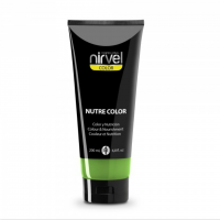 Nirvel Nutre Color Mask 200ml Χρωμομάσκα Χρώμα Μέντα