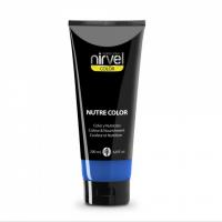 Nirvel Nutre Color Mask 200ml Χρωμομάσκα Χρώμα Μπλε Υβ