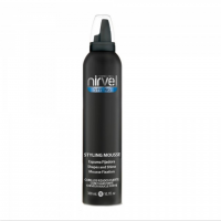 Nirvel Styling Mousse Strong Curly Hair 300ml Αφρός για μπούκλες