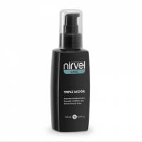 Nirvel Triple Action Lotion 125ml Άμεση Θεραπεία Ενυδάτωσης Των Μαλλιών