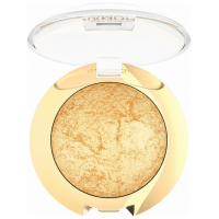 Golden Rose Diamond Breeze Shimmering Baked Eyeshadow No 01 24K Gold