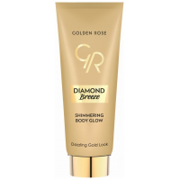 Golden Rose Diamond Breeze Shimmering Body Glow No 01