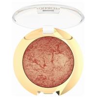 Golden Rose Diamond Breeze Shimmering Baked Eyeshadow No 03 Dazzle Copper