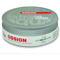 Ossion Extra Aqua Hair Wax Κερί μαλλιών για πολύ δυνατό κράτημα 175ml