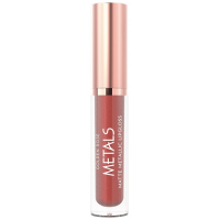 Golden Rose Metals Matte Metallic Lipgloss No 56 Rose Wood