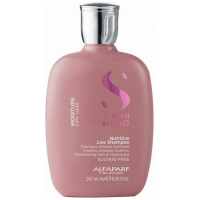 Alfaparf Semi di Lino Moisture Nutritive Low Shampoo 250ml για ξηρά και ταλαιπωρημένα μαλλιά