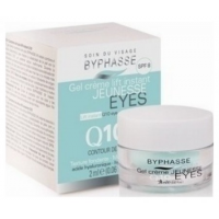 Byphasse Lift-Instant Cream 20ml Κρέμα Ματιών 24H & Q10