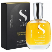 Alfaparf Semi Di Lino Diamond Crystal Liquid 50ml
