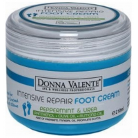 Donna Valente κρέμα αναδόμησης ποδιών 210ml