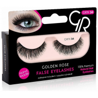 GOLDEN ROSE False Eyelashes & Adhesive ΒΛΕΦΑΡΙΔΕΣ Νο4