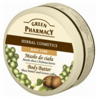 Green Pharmacy Βούτηρο Σώματος Με Βούτηρο Καφέ & Πράσινο Καφέ 200ml