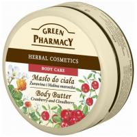 Green Pharmacy Βούτηρο Σώματος Cranberry & Cloudberry 200ml
