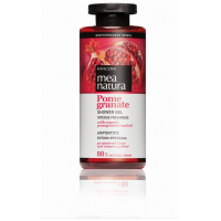 MEA NATURA Pomegranate Shower Gel 300ml Αφροντούς με εκχύλισμα Ροδιού