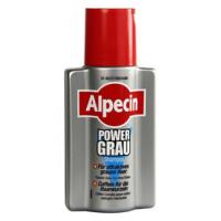 Σαμπουάν για γκρίζα μαλλιά κατά της τριχόπτωσης 250ml Alpecin power grey  caffeine shampoo