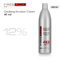 Οξειδωτικό γαλάκτωμα 40 vol 990ml Freelimix oxidizing emulsion cream