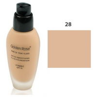 Satin Smoothing Fluid Foundation υγρό μέϊκ-απ από την Golden Rose