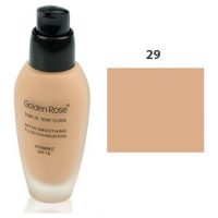 Golden Rose Υγρό Make up Satin Smoothing Fluid Foundation No 29