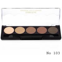 Golden Rose Professional Παλέτα Σκιών No103