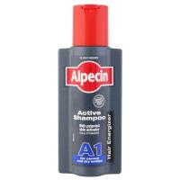Alpecin A1 shampoo 250ml για κανονικά & ξηρά μαλλιά