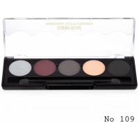 Golden Rose Professional Παλέτα Σκιών No109