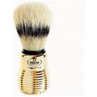 Omega πινέλο ξυρίσματος Art 11205 με φυσική τρίχα