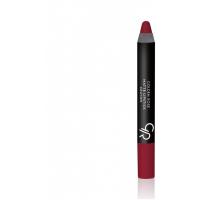 Golden Rose Matte Lipstick Crayon μολύβι κραγιόν No20