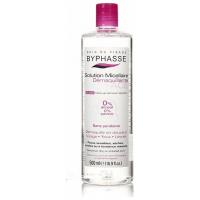 Byphasse Make up Remover & Micellar Water για ευαίσθητο, ξηρό και ερεθισμένο δέρμα 500ml