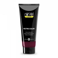 Nirvel Nutri Color Mask χρωμομάσκα χρώματος φούξια 200ml