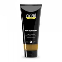 Nirvel Nutri Color Mask χρωμομάσκα χρώματος Χρυσό 200ml