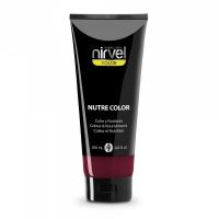 Nirvel Nutri Color Mask χρωμομάσκα χρώματος κόκκινο 200ml