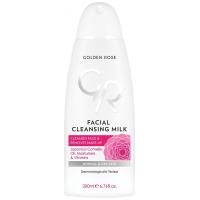 Golden Rose Facial Cleansing Milk - Γαλάκτωμα Καθαρισμού Προσώπου 200ml