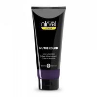 Nirvel Nutri Color Mask χρωμομάσκα χρώματος μωβ 200ml