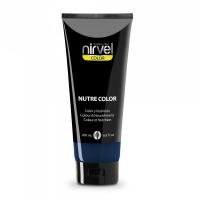 Nirvel Nutri Color Mask χρωμομάσκα χρώματος μπλε 200ml