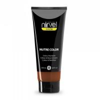 Nirvel Nutri Color Mask χρωμομάσκα χρώματος πορτοκαλί 200ml